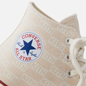 Kith x Converse Chuck Taylor All Star 1970 Classics - Parchment Image 3