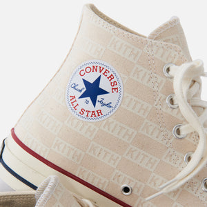 Kith x Converse Chuck Taylor All Star 1970 Classics - Parchment Image 5