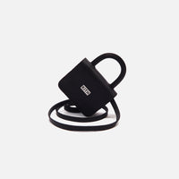 Kith Women x Gelareh Mizrahi Micro Mini Top Handle Bag - Black Thumbnail 1