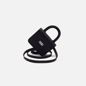 Kith Women x Gelareh Mizrahi Micro Mini Top Handle Bag - Black Image 6