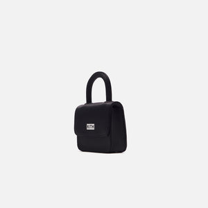 Kith Women x Gelareh Mizrahi Micro Mini Top Handle Bag - Black Image 3