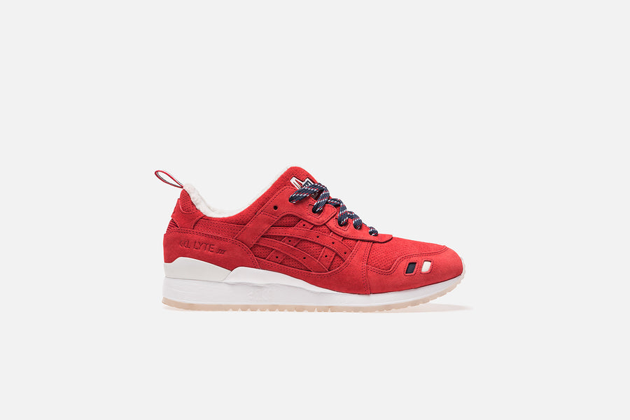 Kith x Moncler x Asics Gel-Lyte III - Red