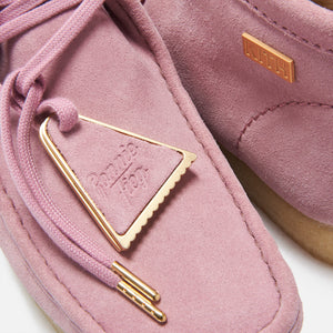 Ronnie Fieg x Clarks Wallabee Boot - Dusty Rose
