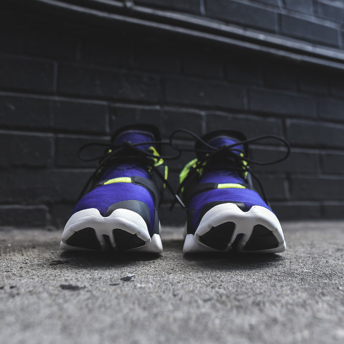 Y-3 Kohna - Purple / Black / Yellow