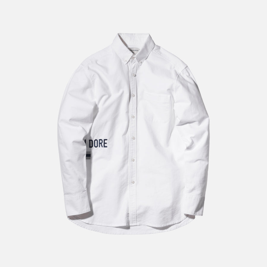 Kith x Aimé Leon Dore Koufos Button-Up - White