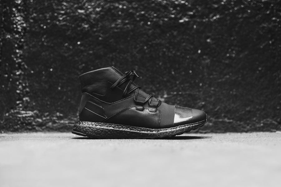 Y-3 Kozoko High - Black / White