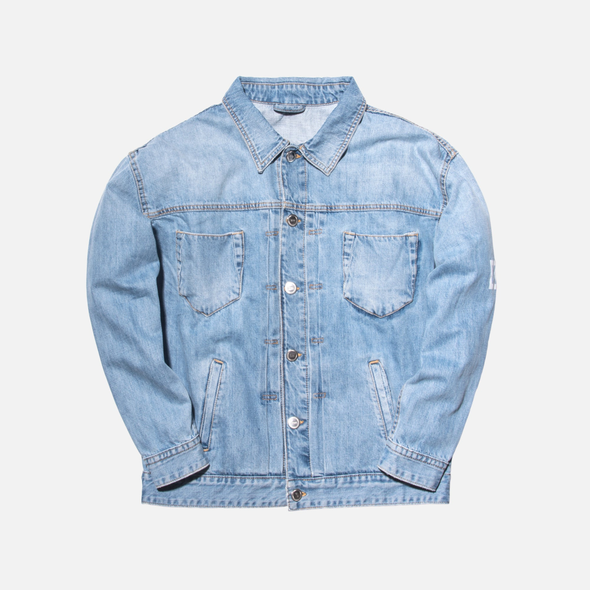 Kith Laight Denim Jacket - Vintage Wash