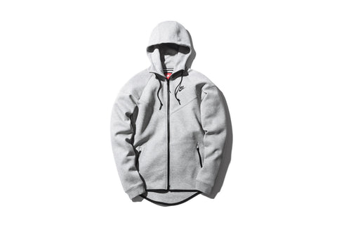 Nike Tech Fleece 1MM Windrunner - Grey