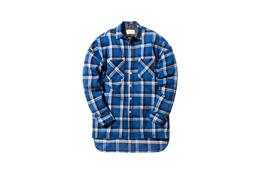 Fear of God Flannel - Blue