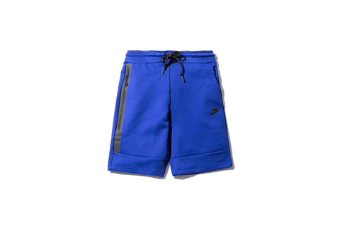 Nike Tech Fleece 1MM Short - Deep Royal