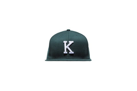 Kith x New Era Fitted Cap - Green