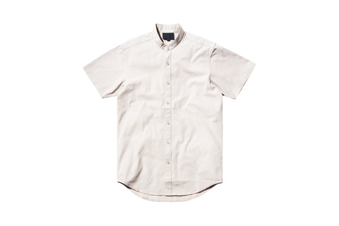 Kith Saratoga S/S Shirt - Warm Grey