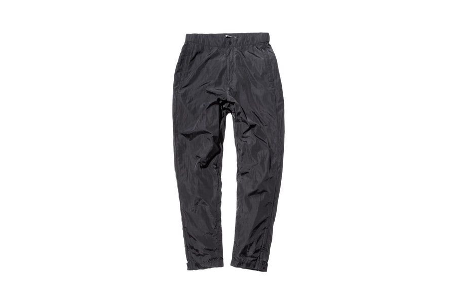 T by Alexander Wang Nylon Piped Pant - Black