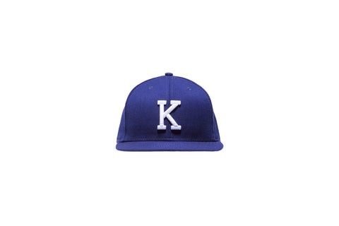 Kith x New Era Fitted Cap - Royal