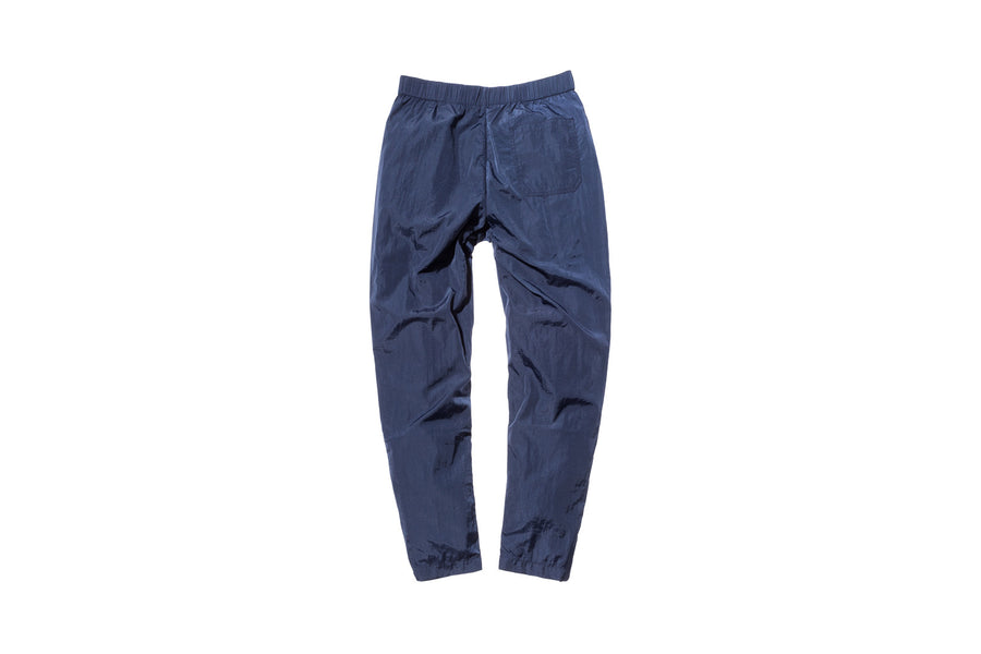 T by Alexander Wang Nylon Piped Pant - Petrol