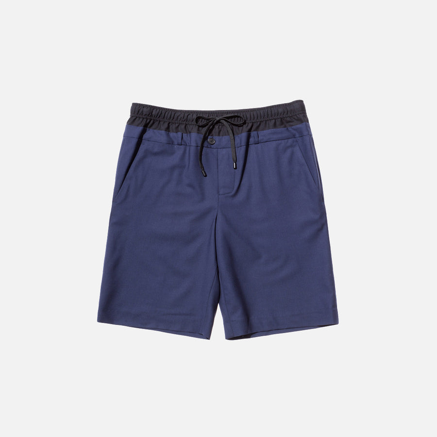 Public School Mathilde Short - Navy