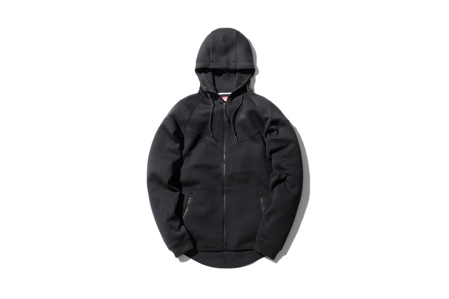 Nike Tech Fleece 1MM Windrunner - Black