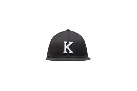 Kith x New Era Fitted Cap - Black
