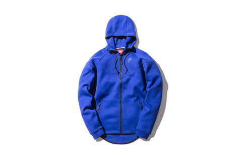 Nike Tech Fleece 1MM Windrunner - Deep Royal