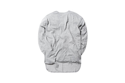 Fear of God L/S Tee - Heather Grey