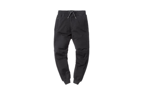 Stampd Moto Warm-Up Pant - Black