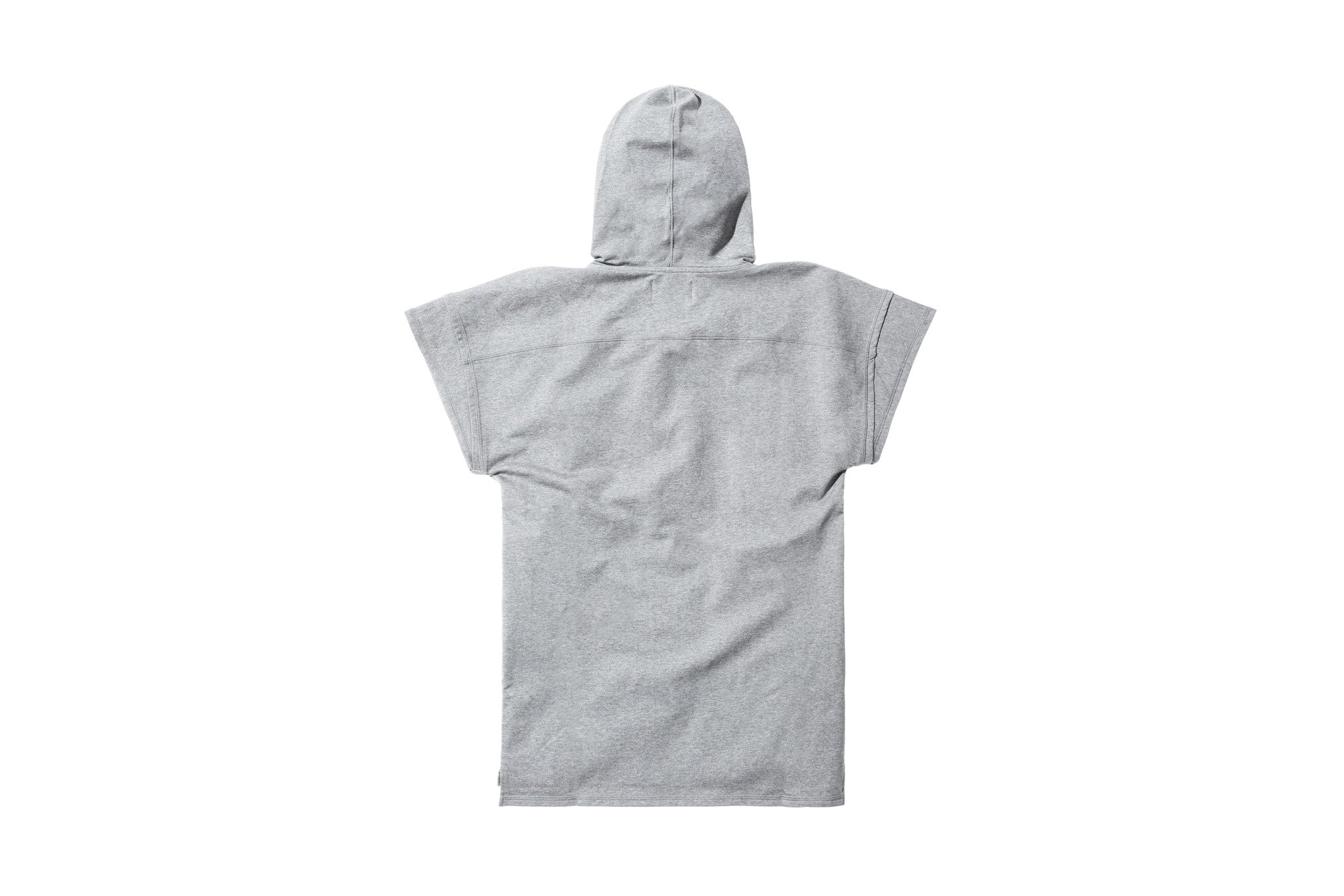 Stampd Layered Muscle Hoody - Grey