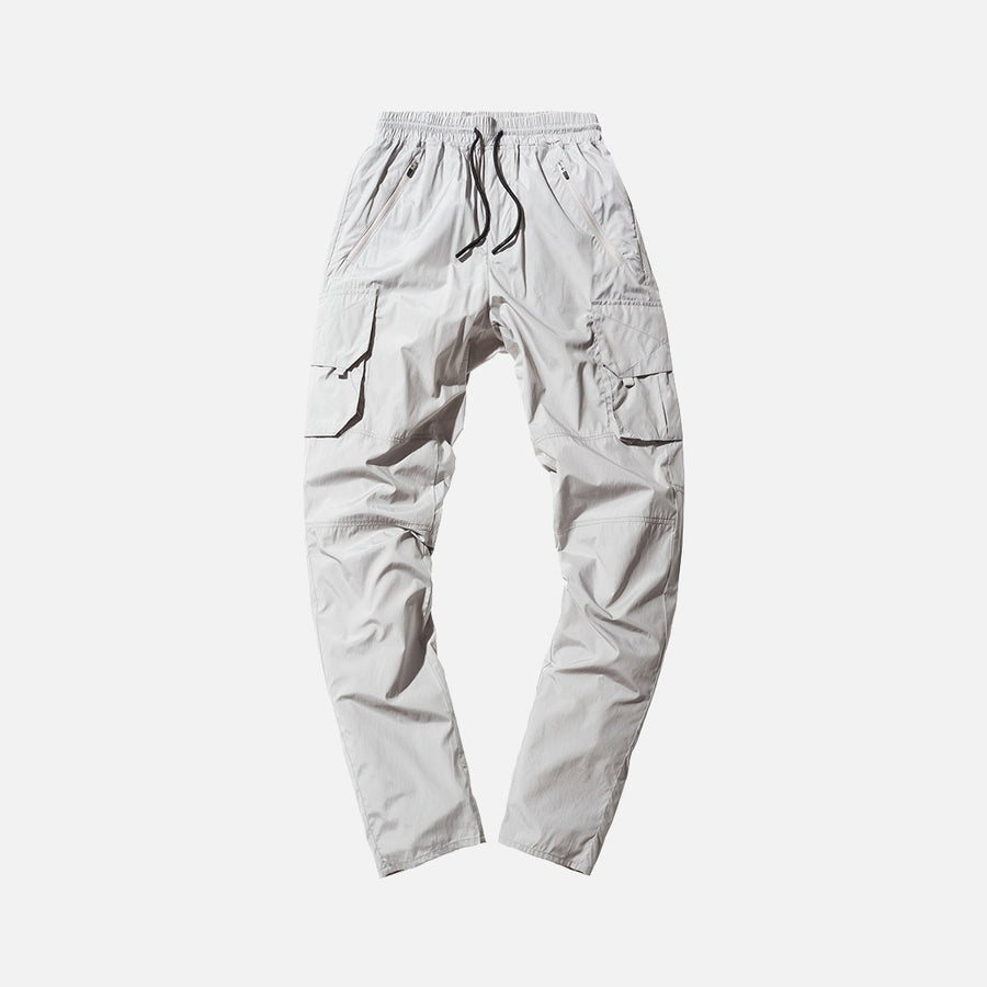 Kith Knox Nylon Utility Pant - Warm Grey