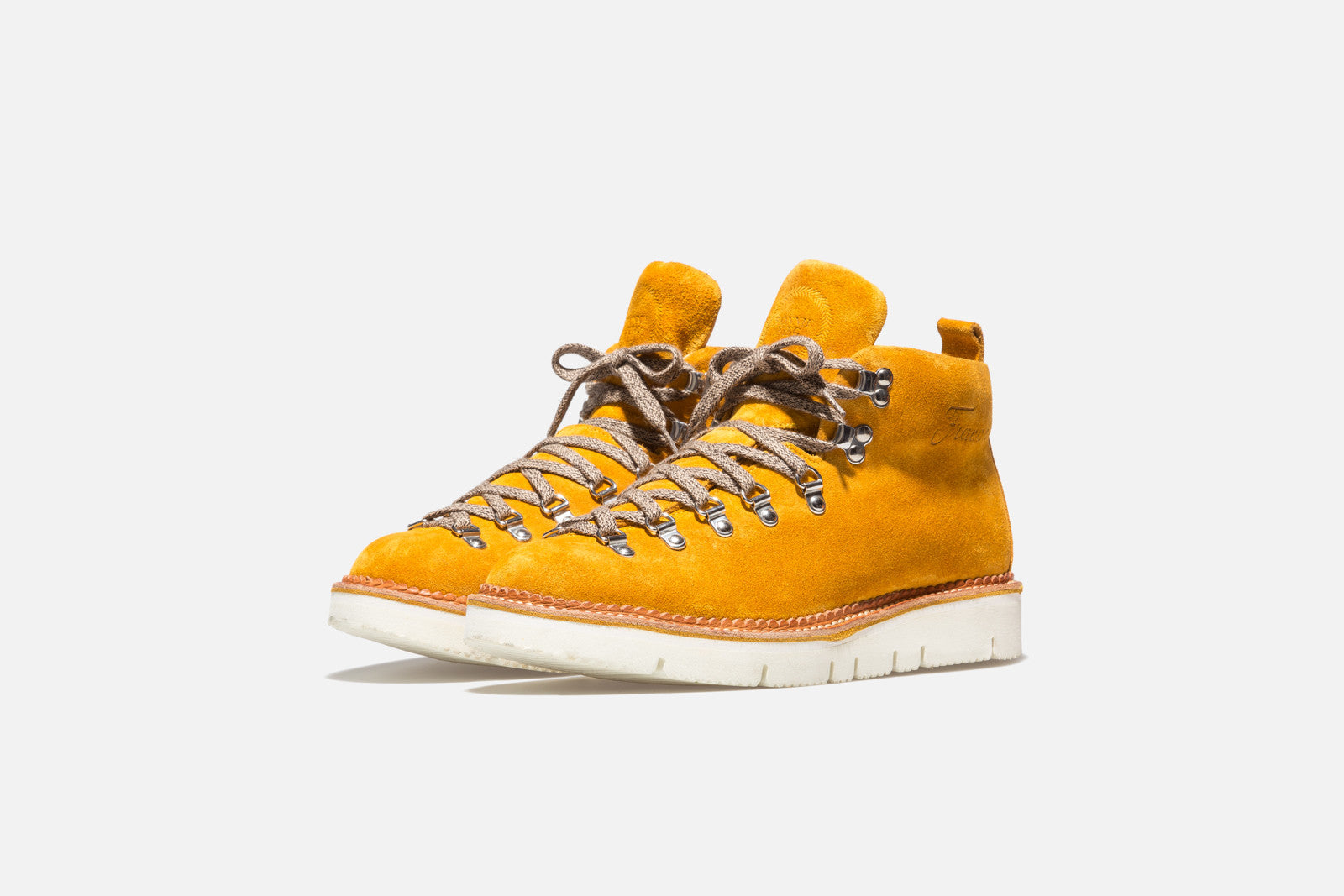 Ronnie Fieg x Fracap RF120 Hiking Boot - Mustard