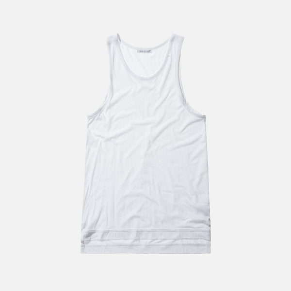 John Elliott Mercer Tank - White