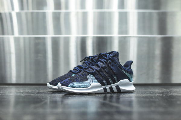 adidas Originals x Parley EQT Support ADV - Legend Ink / Blue Spirit / Run