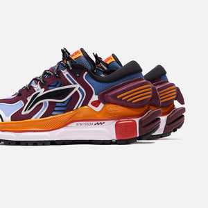 Li-Ning Sun Chaser - Blue / Maroon / Orange Image 4