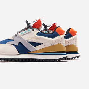 Li-Ning 001 Reconstructed - Navy / White / Beige Image 5