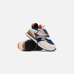 Li-Ning 001 Reconstructed - Navy / White / Beige Image 2