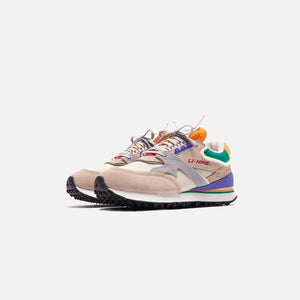Li-Ning 001 Reconstructed - Beige / Grey / Purple Image 3