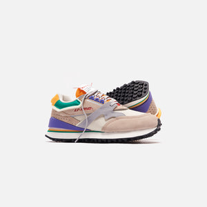 Li-Ning 001 Reconstructed - Beige / Grey / Purple Image 2
