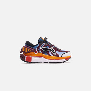 Li-Ning Sun Chaser - Blue / Maroon / Orange Image 1