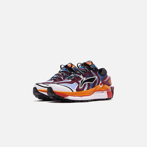 Li-Ning Sun Chaser - Blue / Maroon / Orange Image 3