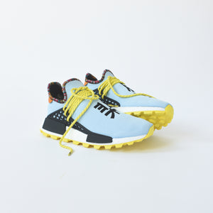 adidas Originals x Pharrell Williams Solar HU NMD Clear