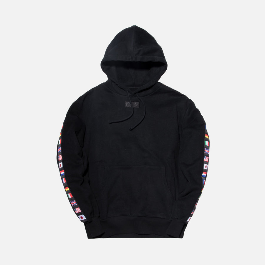 Kith World Fair Hoodie - Black