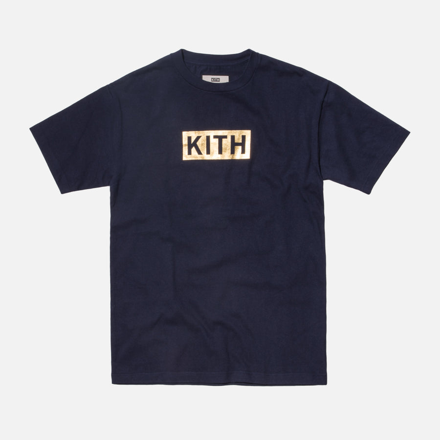 Kith World Fair Tee - Navy