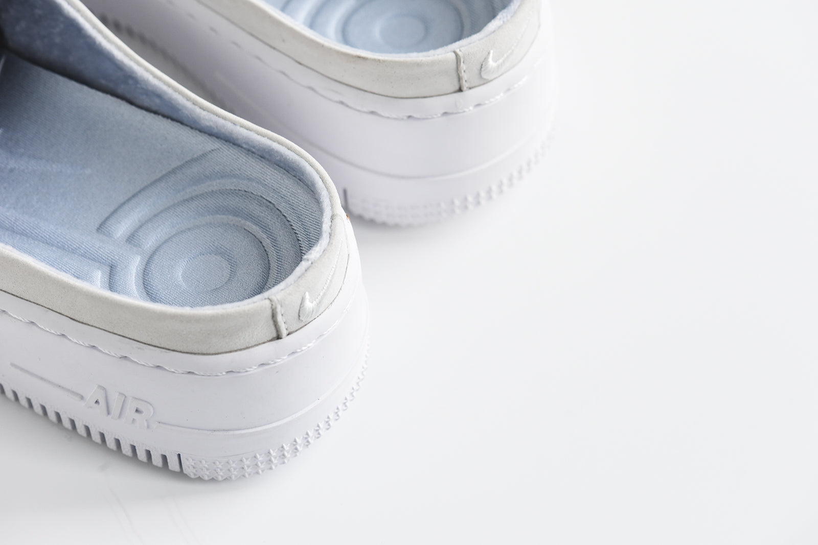 Nike WMNS Air Force 1 Lover XX - Off White / Light Silver