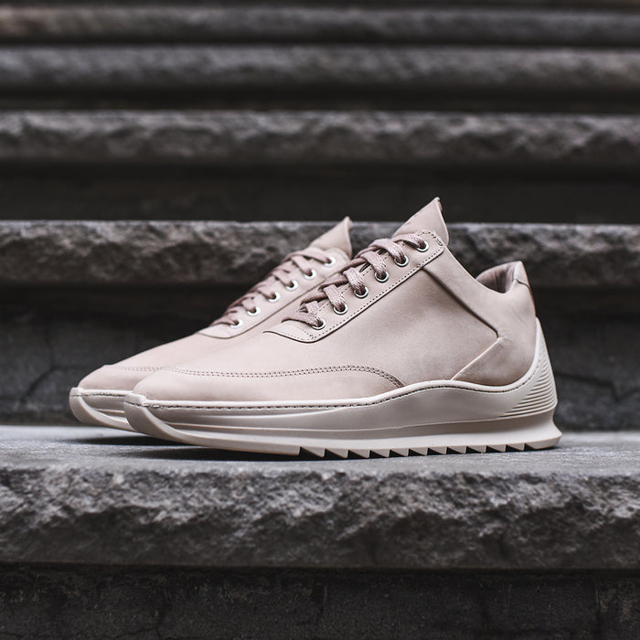Filling Pieces Low Top Heel Cap - Light Pink