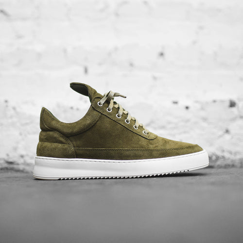 Filling Pieces Low Top Ripple Lane - Green