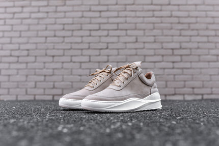 Filling Pieces Low Top Sky - Tan