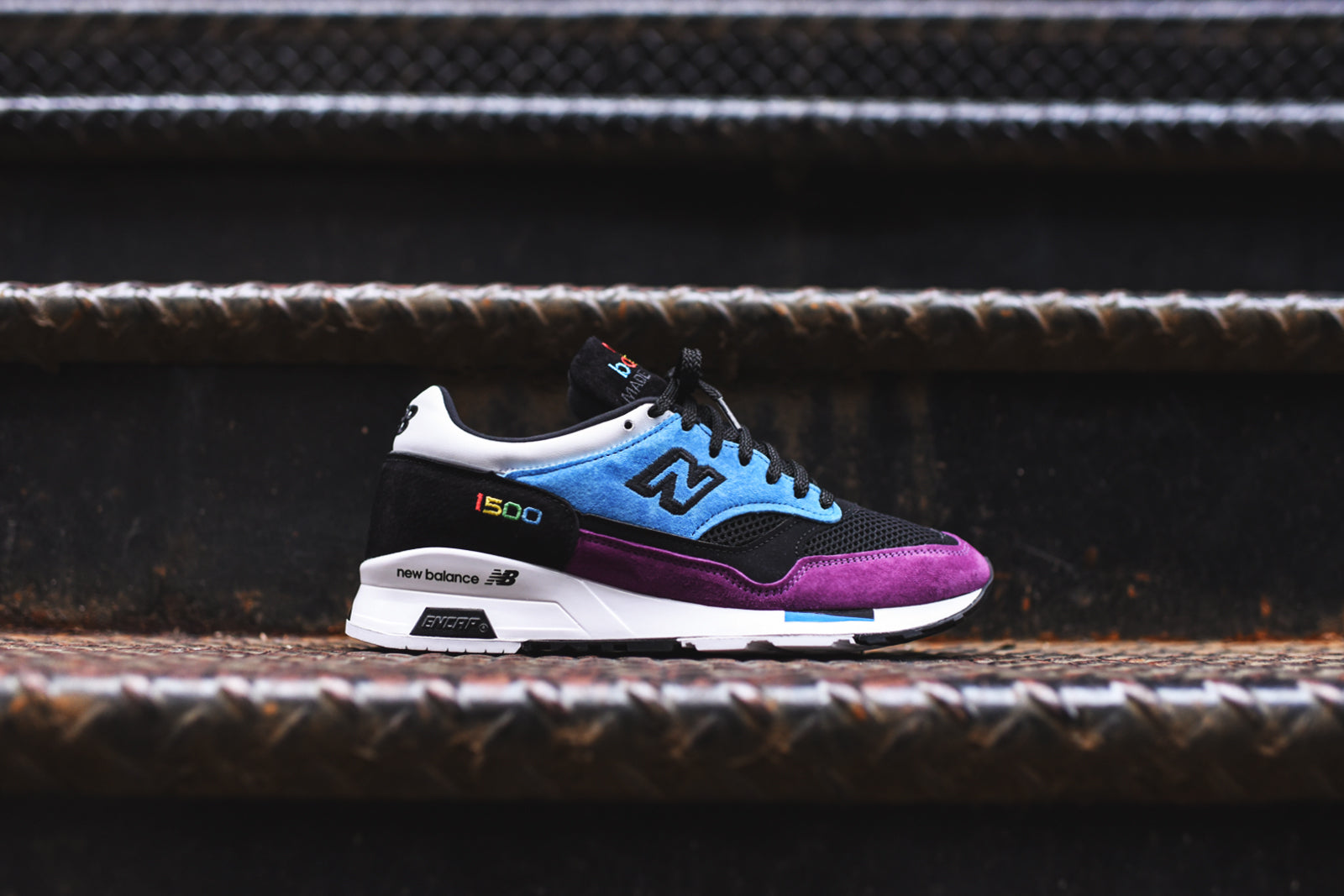 purple and white new balance new balance black and white sneakers