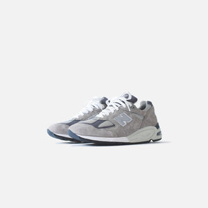 low priced dc0cc 222c4 New Balance 990 v2 - Grey / White - 12