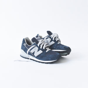New Balance 996 Navy White 3