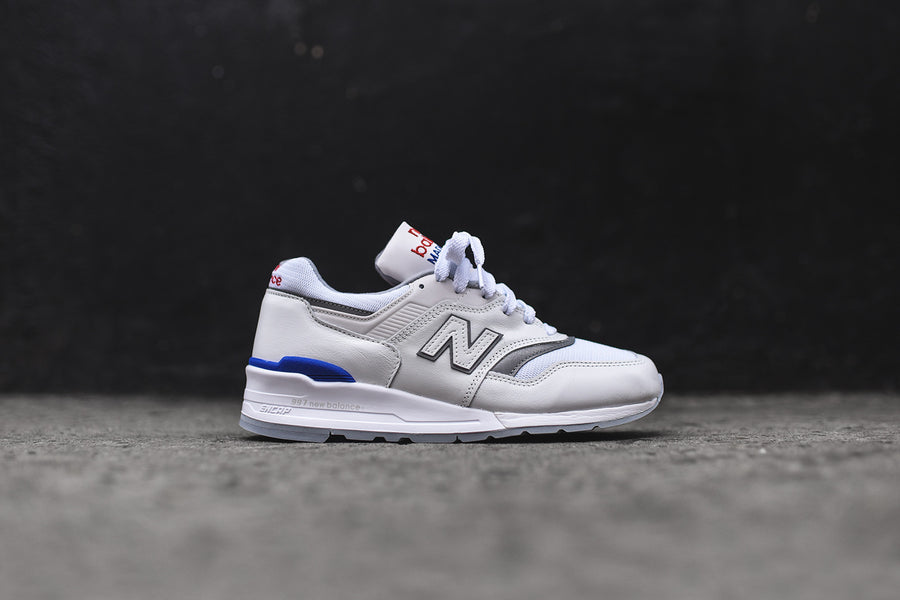 New Balance M997CHP - White / Blue