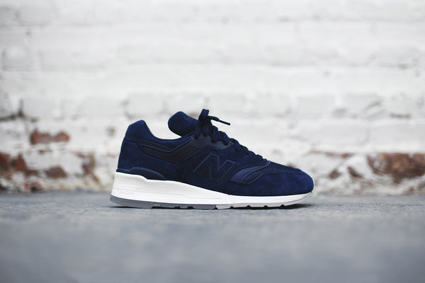 New Balance M997CO - Navy / White