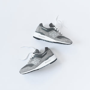 New Balance M997 OG - Grey / White